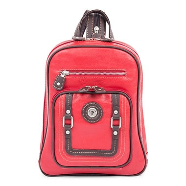 Mouflon Generation Backpack, Red/Brown