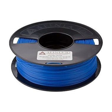 Afinia Value-Line PLA Filament for 3D Printers, Blue, (AFPLA1.751KBLUE)