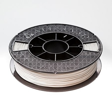 Afinia PLA Premium Filament for 3D Printers, 500g, Gray, (PREM500PLAGRAY)