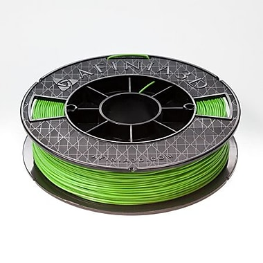Afinia PLA Premium Filament for 3D Printers, 500g, Green, (PREM500PLAGREEN)