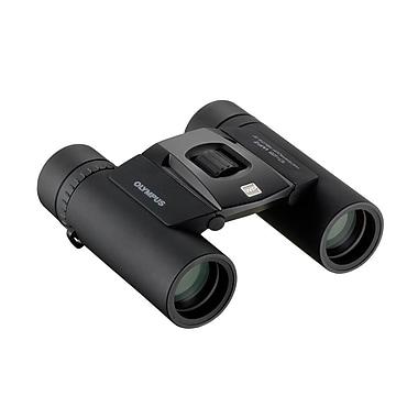 Olympus 10 x 25 WP II Binoculars, Black (10X25WPIIBINOCU)