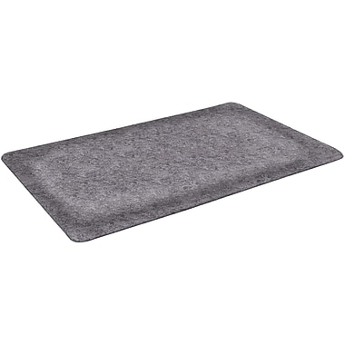 Floortex FPCM2436G Premier Comfort Anti-Fatigue Mat for Standing Workstations, 24
