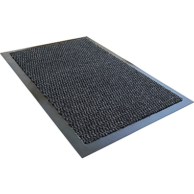 Floortex FDCBW3660CH Advantage Wiper Mats for Indoor Entrances, 36