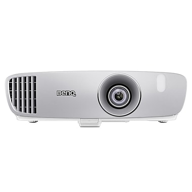 BenQ HT2050 Home Theater PRJ, 1080P,2200 ANSI Lumens, RGBRGB Color Wheel, Dual HDMI, 10W Speaker