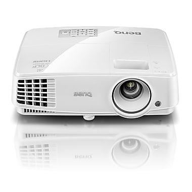 BenQ MW526A Effective Eco-friendly Business PRJ, WXGA, 3300 ANSI Lumens, HDMI, Speaker, 3D