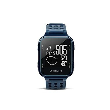 Garmin Approach® S20 Golf Watch, Midnight Teal (010-03723-03)