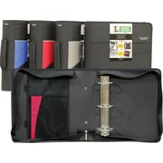 "Five Star® 3"" Zippered Binder"