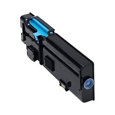 Dell Toner Cartridge, Laser, High Yield, Cyan, (V1620)