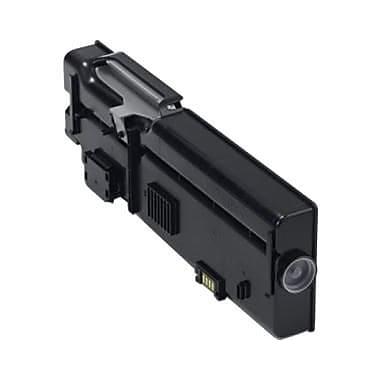 Dell – Cartouche d'encre en poudre, laser, rendement standard, noir, (HD47M)