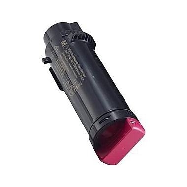 Dell Toner Cartridge, Laser, Standard Yield, OEM, Magenta, (042T1)