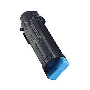 Dell Toner Cartridge, Laser, Extra High Yield, OEM, Cyan, (4Y75H)