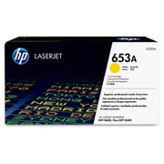 HP 653A (CF322A) Yellow Original LaserJet Toner Cartridge