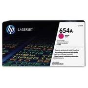 HP 654A (CF333A) Magenta Original LaserJet Toner Cartridge