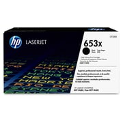HP 653X (CF320X) Black High Yield Original LaserJet Toner Cartridge
