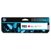 HP 980 Ink Cartridge, Inkjet, Magenta, (D8J08A)