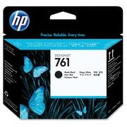 HP – Tête d'impression 761, jet d'encre, noir mat, (CH648A)
