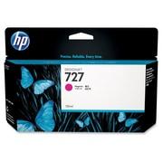 HP – Cartouche d'encre 727, jet d'encre, rendement standard, magenta (B3P20A)