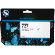 HP 727 Ink Cartridge, Inkjet, Gray, (F9J80A)