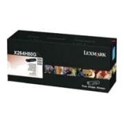 Lexmark Toner Cartridge, Laser, High Yield, Black, (X264H80G)