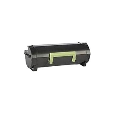 Lexmark Unison 60X Toner Cartridge, Laser, Extra High Yield, Black, (60F1X0E)