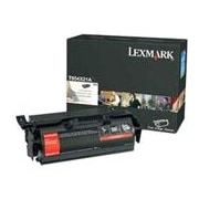 Lexmark Toner Cartridge, Laser, Black, (T650H80G)