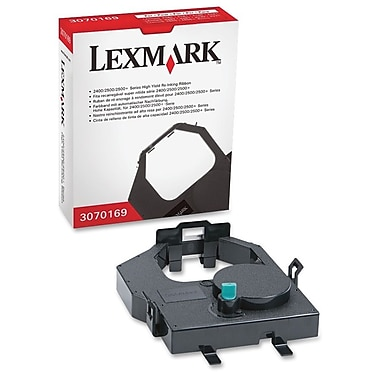 Lexmark Re-Inking Ribbon Dot Matrix, High Yield, 8 Million Characters, (3070169)