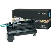 Lexmark – Cartouche de toner, laser, fabricant d'origine, cyan, (C792X2CG)