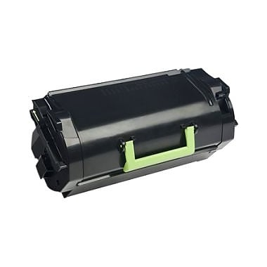 Lexmark Unison 520XA Toner Cartridge, Laser, Extra High Yield, Black, (52D0XA0)