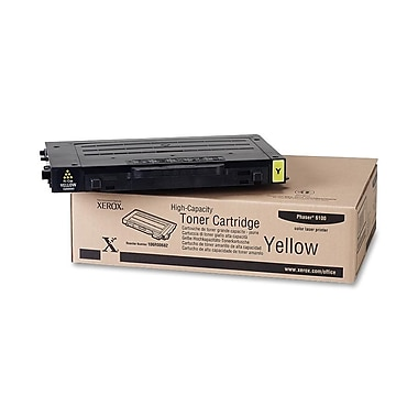 Xerox 106R00682 Toner Cartridge, Laser, Yellow, (106R00682)