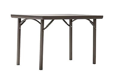 Zown Premiem Collection 4 ft. Folding Table (60424PRM1E)