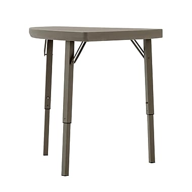 Zown Premium Collection Corner Folding Table (60435PRM2E)