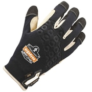 Ergodyne 710LTR Heavy-Duty Leather-Reinforced Glove, S, Pair (17142)
