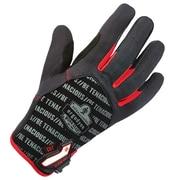 Ergodyne 812CR Utility + Cut Resistance Glove, Black, S, Pair (17182)