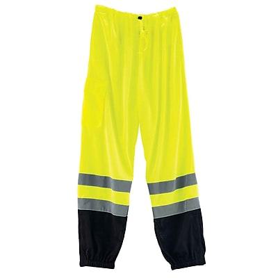 Ergodyne GloWear 8910BK Mesh Pants, 4X/5X, Lime (23959)