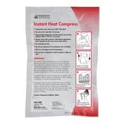 "Veridian Healthcare® Instant Heat Compress, 6"" x 9"", 24/Case (24-924)"