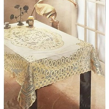 Nusso Nappe Crochet Tablecloth, 52