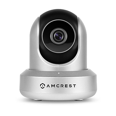 Amcrest HDSeries 720P WiFi Wireless IP Security Surveillance Camera System, White