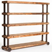 Moe's Home Collection 81'' Etagere Bookcase