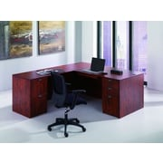 Conklin Office Furniture L-Shape Executive Desk