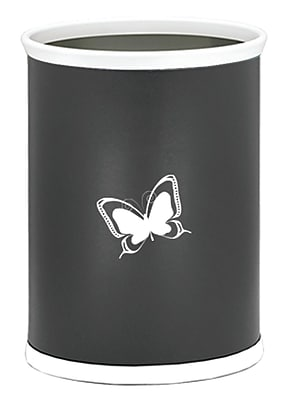 Kraftware Kasualware 3.25 Gallon Waste Basket