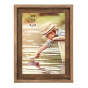 Prinz Carver Wood Picture Frame; Brown