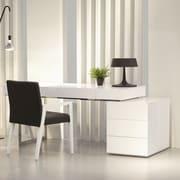 J&M Furniture Loft Computer Desk