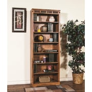 Just Cabinets Sedona 84'' Standard Bookcase