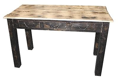 MOTI Furniture Parker Writing Desk