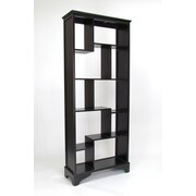 Wayborn 78'' Accent Shelves Bookcase