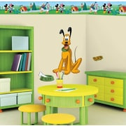 Wallhogs Disney Mickey and Friends Pluto Room Makeover Wall Decal