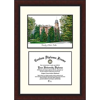 Campus Images NCAA Colorado University, Boulder Legacy Scholar Diploma Picture Frame
