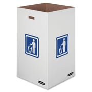 Fellowes® Recycling Waste Bin, Medium, 42-Gallon