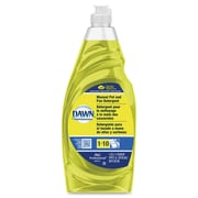 Dawn Manual Pot/Pan Detergent, Concentrate Liquid Solution, 0.30 gal, Bottle, 8/CT, Yellow (PGC45113CT)
