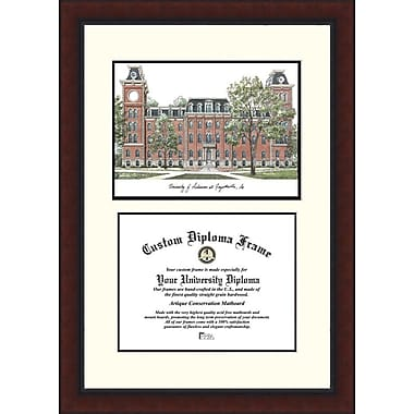 Campus Images NCAA Arkansas University Legacy Scholar Diploma Picture Frame